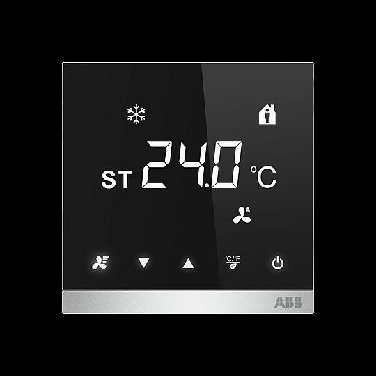 комнатные контроллеры ABB Caldion - черный